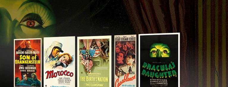 Son of Frankenstein and other  Movie Posters