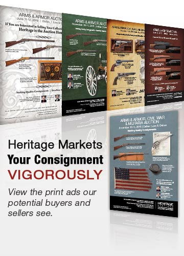 Heritage Markets Your Consignment Vigorously. View the print ads our potential buyers and sellers see.
