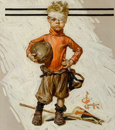 $4,121,250 | Joseph Leyendecker Shatters World Record