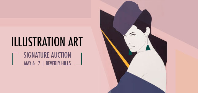 2015 May 6 - 7 Illustration Art Signature Auction - Beverly Hills #