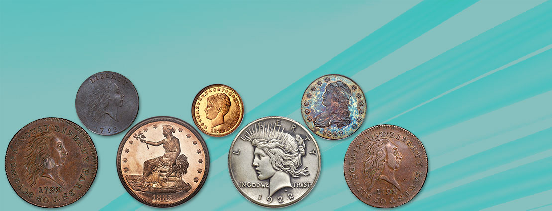 Featured  US Coins