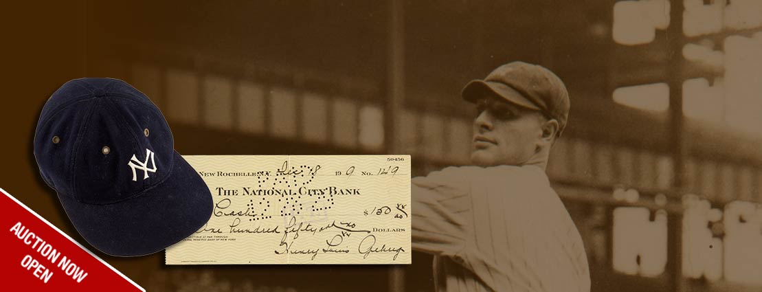 The Lou Gehrig Collection
