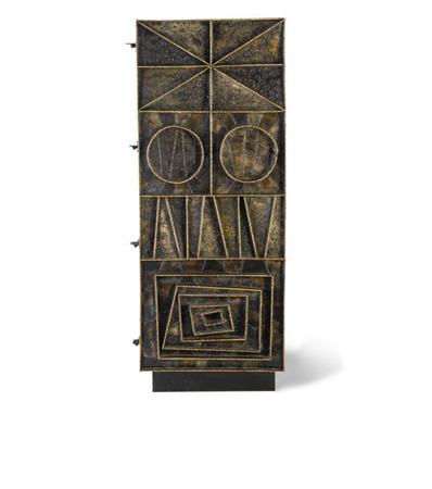 Paul Evans | Unique Cabinet, 1967