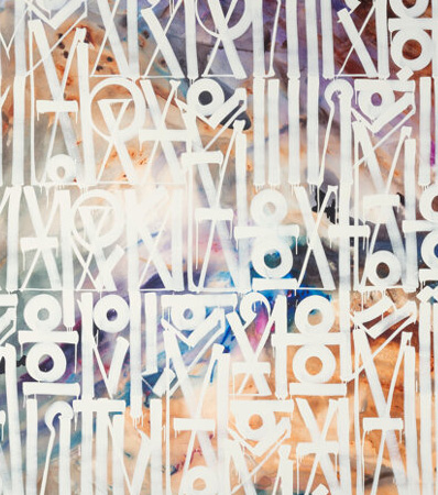 RETNA (b. 1979)They Can't Come, 2015