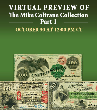 Virtual Preview of The Mike Coltrane Collection Part 1
