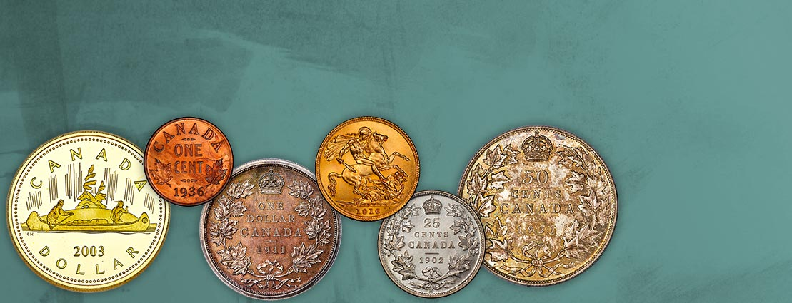 The Cook Collection of Canadian Coins