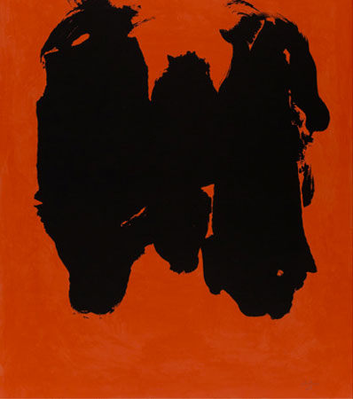 Robert Motherwell Three Figures