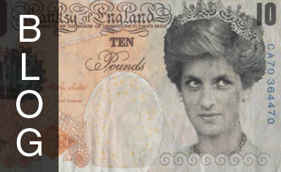 Fake banknote but real Banksy is good enough for British Museum and your collection
