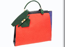 Two Hermes 'Himalayan' Handbags, Crafted Three Decades Apart, Bookend Heritage New York Luxury Accessories Auction