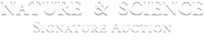 September 28 Nature & Science Signature Auction Nature & Science - Dallas #5435