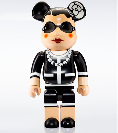 BE@RBRICK X Chanel, Coco Chanel 1000%, 2006
