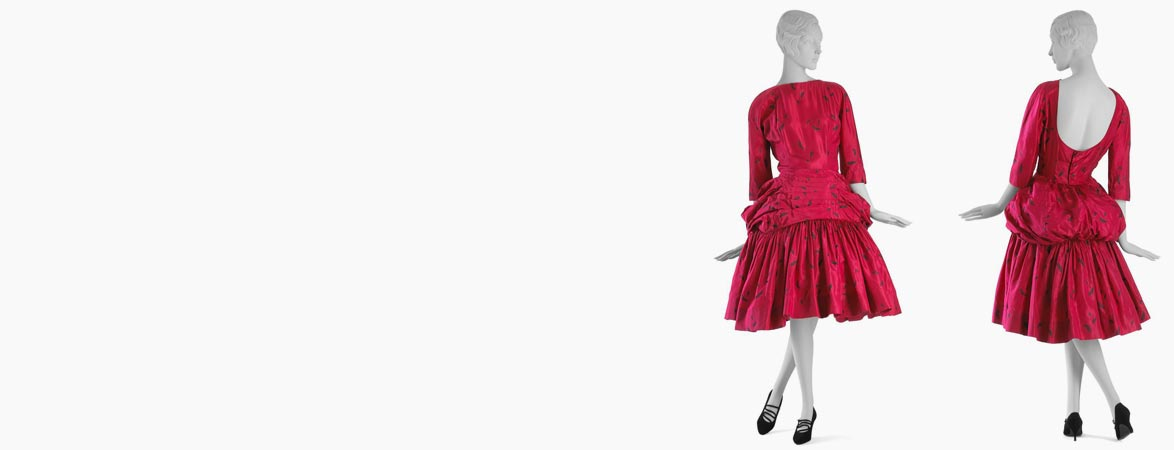PURE COUTURE: A LESSON IN FASHION HISTORY AND HIGH DESIGN