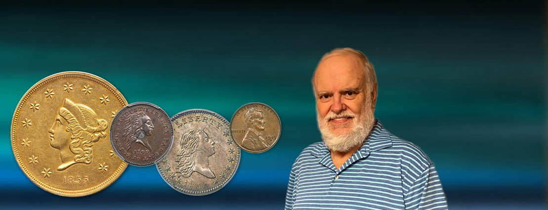 Featured coins from the Bob R. Simpson Collection