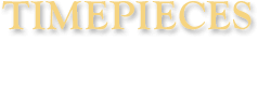 Timepieces Signature Auction | May 26 | New York