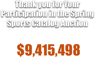November 17 - 19 Sports Collectibles Catalog Auction - Dallas #7165 - Price Realized $9,415,498
