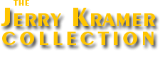 The Jerry Kramer Collection | February 20-21 | New York