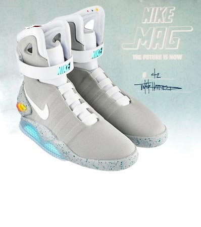 Nike Air Mag (Back to the Future)