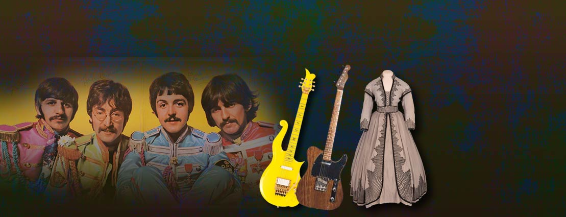 Featured Movie and MUsic Memorabilia