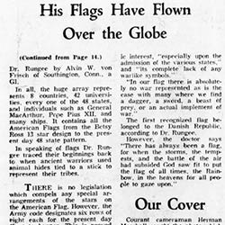 Rungee His Flags Have Flown part 2