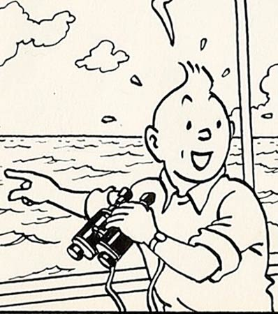 Original Tintin Art by Hergé May Bring $720,000 in Heritage's First European Comic Art Auction