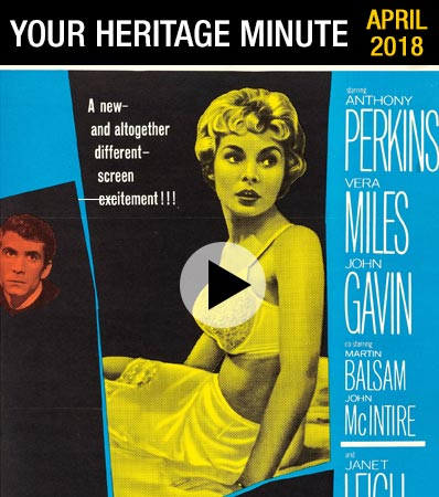 Your Heritage Minute