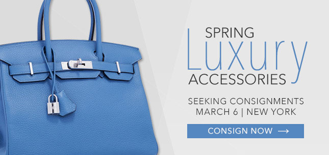 2015 May 4 - 6 Luxury Accessories Signature Auction - New York #5209