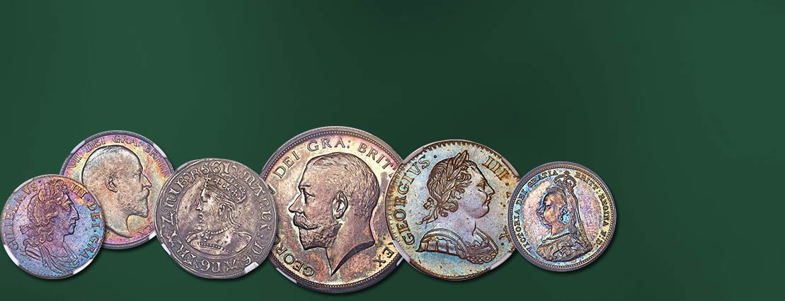 Featured Coins from July 29 Selections from the RMV Collection Monthly World and Ancient Coin Auction #271830