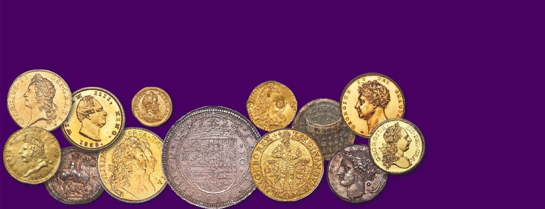 Featured  World and Ancient Coins