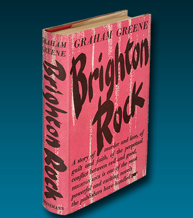 Graham Greene. Brighton Rock
