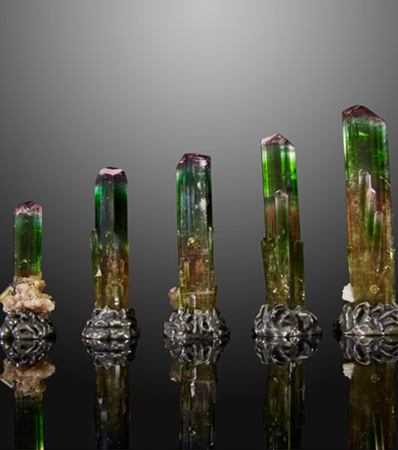 Tourmaline (Set of 5)