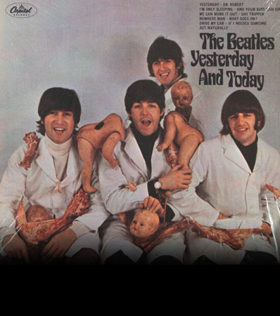 The Beatles Yesterday and Today First State Butcher Cover Stereo LP in Original Shrink Wrap (Capitol ST-2553, 1966)