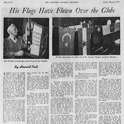 Rungee His Flags Have Flown 1953 part 1
