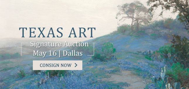 2015 May 16 Texas Art Signature Auction - Dallas #5214