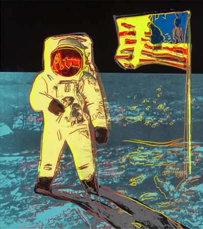 Andy Warhol (1928-1987), Moonwalk, 1987