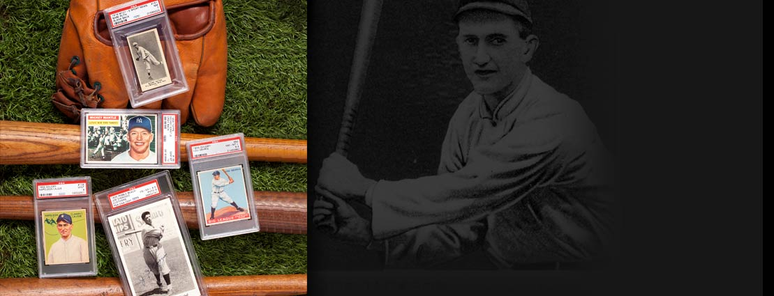 Featured Baseball Cards