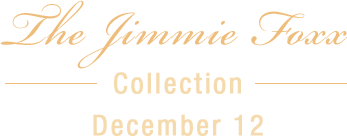 December 12 - The Jimmie Foxx Collection