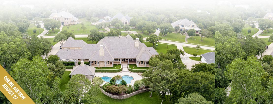 WITHOUT RESERVE -- LUXURY NEAR JOE POOL LAKE  2225 Donice Ct, Cedar Hill, TX 75104