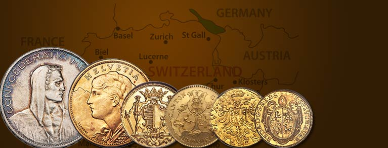 Featured Coins of the Redwood Collection of Swiss Coins