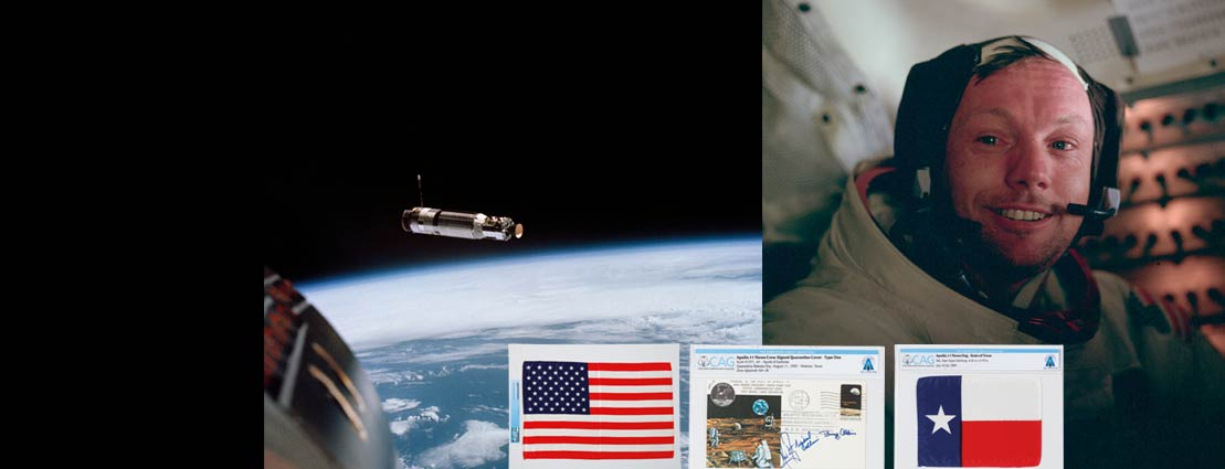 The Neil Armstrong Family Collection Debuts at Heritage Auctions