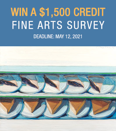 2021 FINE ARTS SURVEY