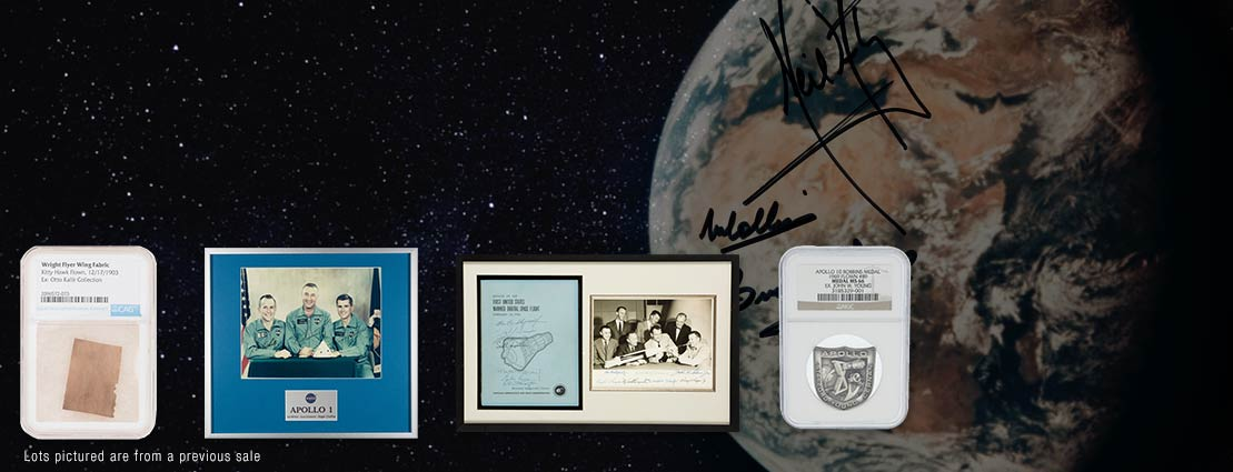 November 20 Space Exploration Signature Auction - Dallas #6231