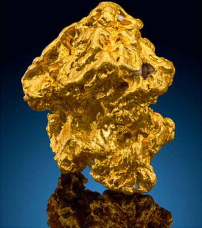Gold Nugget, Bendigo Goldfields