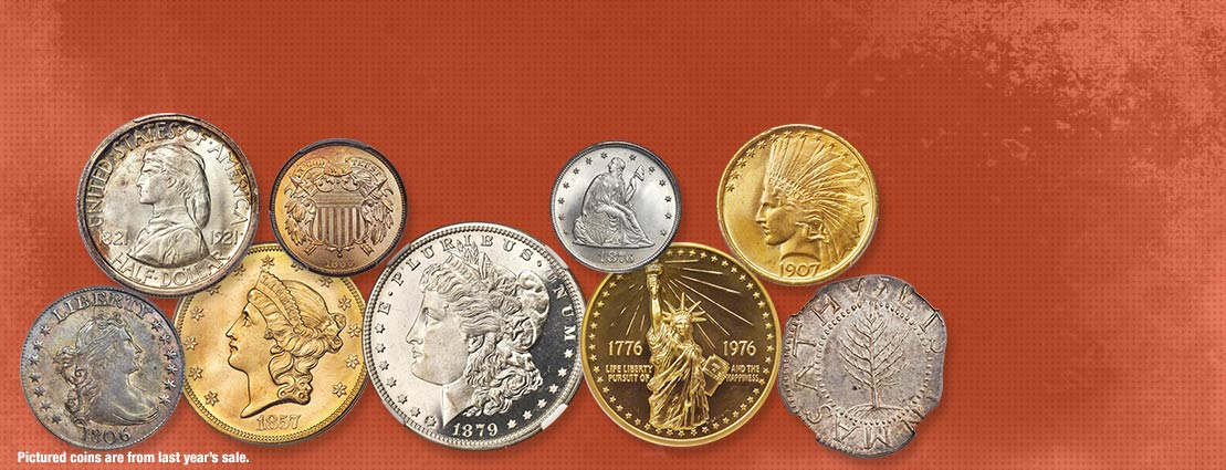 Featured  FUN US Coins