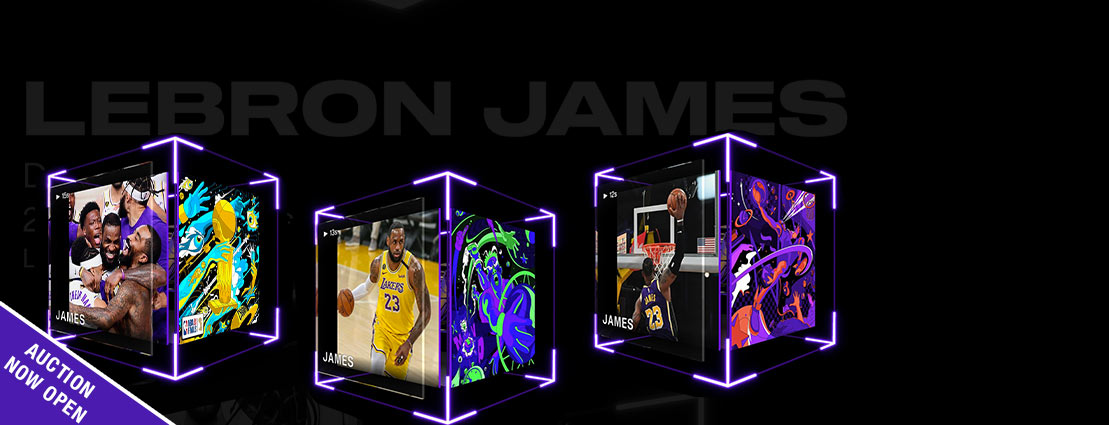 Three LeBron James NBA Top Shots All with Kobe Bryant Relevance | From The House of Kibaa Collection