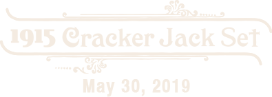 May 30 1915 Cracker Jack PSA Set Registry Auction - Dallas #50014