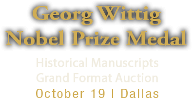 Historical Manuscripts Grand Format Auction - Dallas #6165
