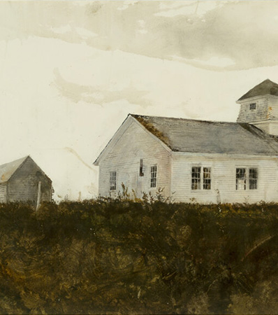 Andrew Newell Wyeth St. George