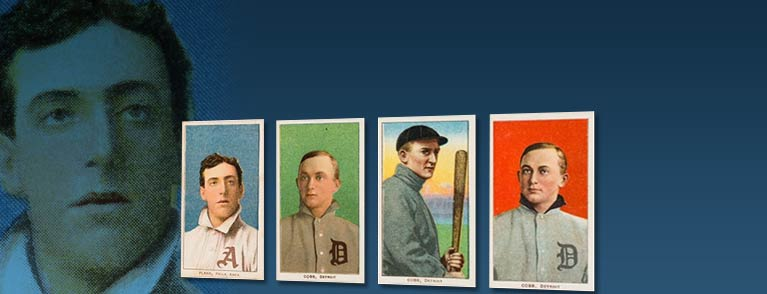 Featured 1909-11 T206 White Border PSA Set Registry