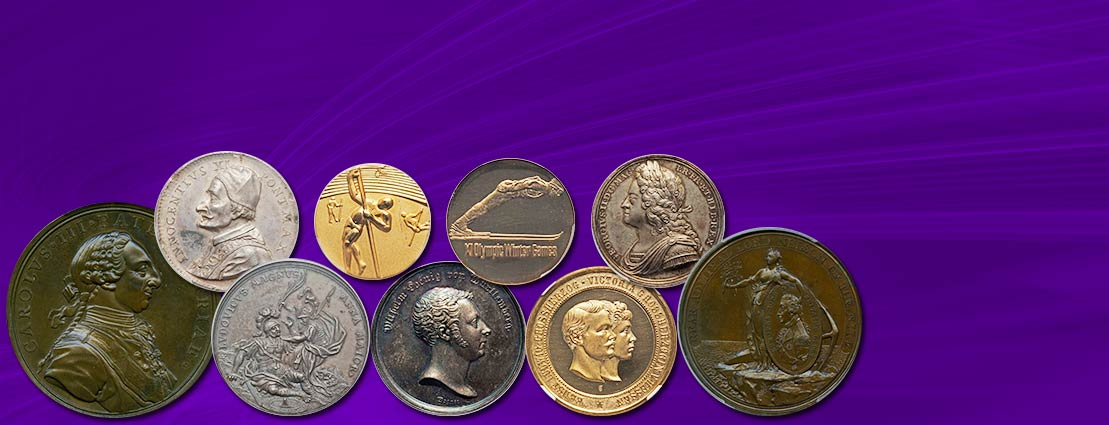 Featured Coins from the World Medals Monthly World and Ancient Coin Auction #271808