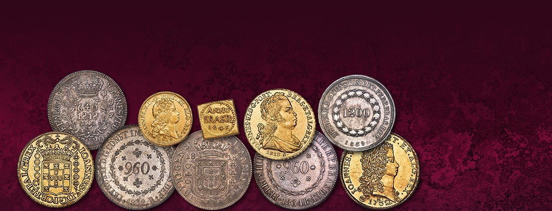 A Special Catalog of Brazilian Coins